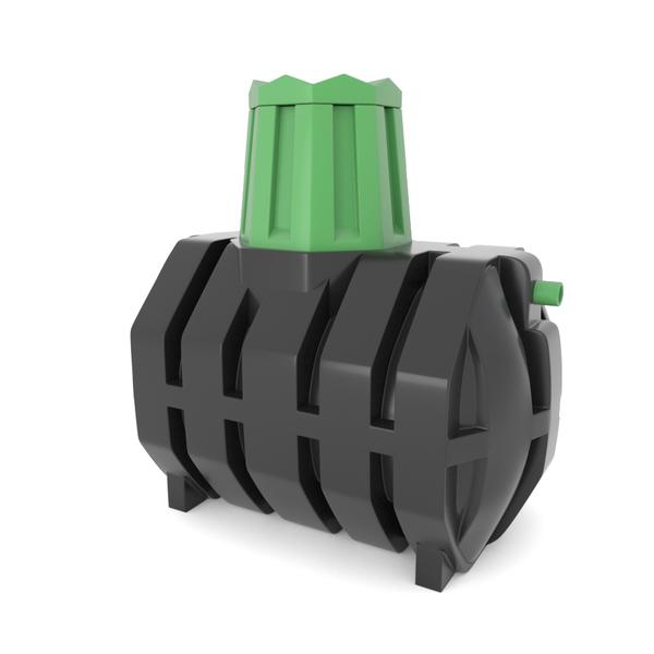 Купить пластиковую бочку для канализации